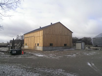 Barn Relocation Services